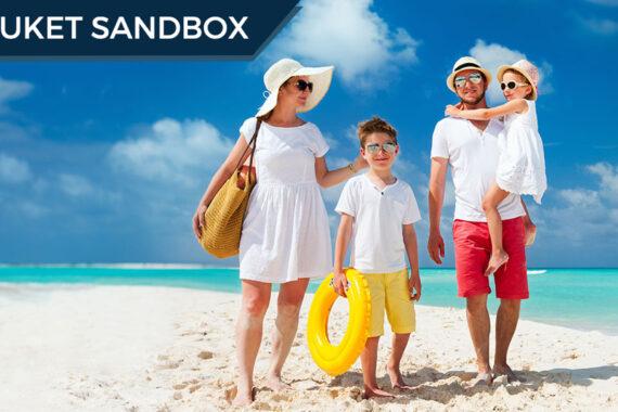 Island isolation needed to save Phuket, save Sandbox, says Governor